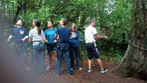 Ropes course 2013_2